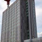 ダイワロイネットホテル東京有明|建築現場写真(2018/06)No,1