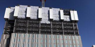 画像:ダイワロイネットホテル東京有明(建設中)