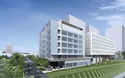 画像出典:東京都 武蔵野大学 有明キャンパス を拡張