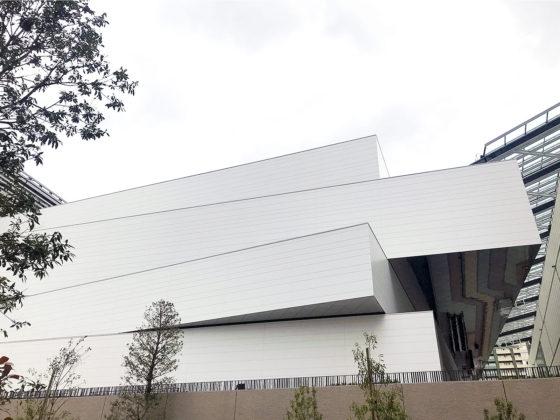 「東京ガーデンシアター」|建設現場写真 2020.5 時点