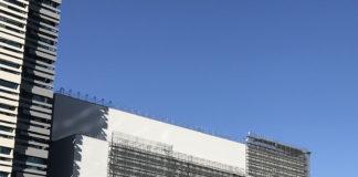 現場外観写真(2020年1月時点)有明に劇場型イベントホール「東京ガーデンシアター」が2020年5月誕生。